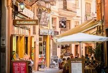 Bars and restaurants in Valencia