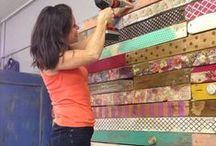 DIY decoración infantil / Cosas para hacer uno mismo orientadas a la decoración infantil.
