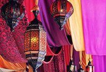 Boho Moroccan