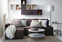 Compact Living / Practical furniture & storage ideas