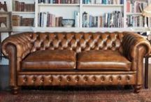 Leather Luxe Sofas