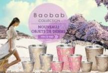 Baobab candles @ Delyss / Beautiful & Luxury Baobab candles . A must have in every interior home .