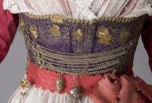 Historical fashion XVI - XVII