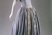 Historical fashion 1900+