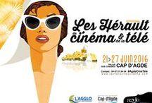 2016 Festival Les Hérault du Cinéma et de la Télé / Du 21 au 27 juin 2016 Palais des Congrès Le Cap d'Agde