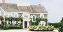 New England Style / New England Style of homes, interiors and fashion