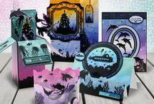 Twilight Under the Sea / Luxury Cardmaking Collection