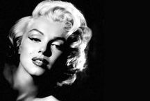 Marilyn Monroe / by Nikki Nehring