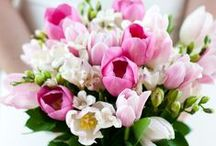 Flowers, bouquet, vazby