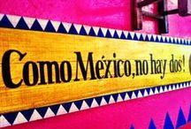 Mi país, México / by Benjamin Vivanco