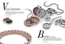 EMOZIONI Jewelry / Emozioni by Hot Diamonds. Customizable pendants to compliment your favorite outfits.