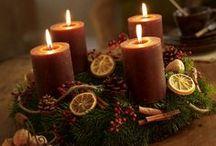 Advent and christmas wreath ideas