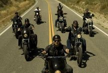 SOA / Best show on TV. Sons of Anarchy / by Daniii