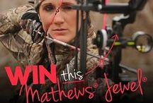 Giveaways/Contests #WinWON / Join us as our sponsors support YOU by sharing their products in giveaways at Women's Outdoor News