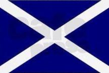 My heritage - Scotland / Proud of my Scottish roots and hope to visit there one day.