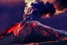 PLANETA FEROZ / Increibles fotos de desastres naturales tales como Volcanes en Erupción, Tornados, Huracanes, Tsunamí, Avalanchas, Relampagos, asi como la debastación que dejan / by Emma Alexandre