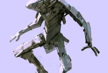 Robot project / References for robot project
