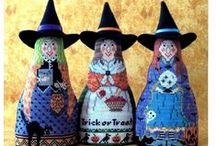 Witches in Stitches / by Tammy Ratliff
