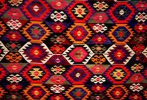 Traditional Turkish Carpet Patterns