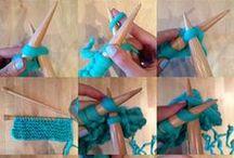 Breien / knitting/ breien