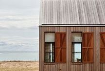 To build a home / Tiny houses, cabin, architecture