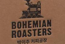 Bohemian Roasters / Legend Barista i-choo, park  www.bohemian.coffee