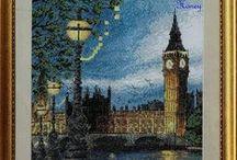 Punto-croce London