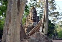 Siem Reap, Cambodia Travel / The best Siem Reap travel tips and photos to inspire you to travel to the gateway to Angkor Wat, the millennium-old temple ruins of the Khmer Empire, Cambodia
