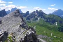 Dolomites Trekking / This was definately a bucket-list adventure! There is no where on this earth like the Italian Dolomites !