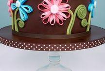 Cake Decorations / by Nancy Becker Krueger