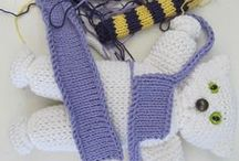 Work in progress / Knit, crochet, fun and inspiration