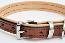 Dog collars and leads / Luxury range of dog collars and leads #dogleads #dogcollars