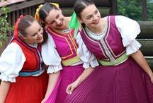 Kroj / National costume Slovakia