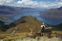 New Zealand Wonders / We spent 2 weeks in the South Island, based out of Queenstown with trips to Mt Cook & Te Anau/Fiordland. So much more to explore!