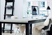 Bedroom inspiration / #fashion #black #white #details