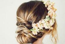 Flower crowns / Las coronas de flores son para la primavera