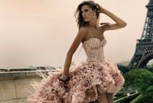 """Dresses / """"A great dress can make you remember what is beautiful about life."""" —Rachel Roy"""