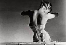 "Corsetry ♥ / Corsés que ensalzan la silueta femenina | ""I'm one of those strange beasts who really likes a corset."" —Cate Blanchett"
