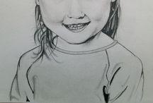 Drawings / Mijn tekeningen waar ik trots op ben!