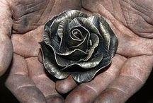 Metal art .... / Художественные изделия из металла