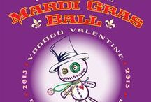 Voodoo Valentine / Voodoo Valentine is the theme for the 2015 Mardi Gras Ball in Portland, Oregon on February 14th!