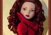 Ellowyne/ Wild / Ghastly Dolls / Dolls / by Della Wix