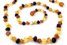 Adult's Baltic Amber Jewelry / Our World Famous Baltic Amber Jewelry Colors, for Adults!