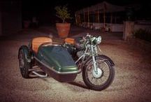 sidecar Jawa 634 special cafè / three wheels heart