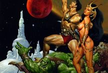 Dejah Thoris / by dungeon1999