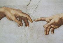 Sistine Chapel  - ceiling (Michelangelo Buonarroti)
