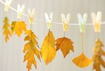 Autumn / Autumn is such a magical time! We love crafts, recipes and more!