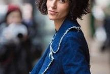 YASMIN SEWELL - STYLE.COM FASHION DIRECTOR/ / Known for her bold, mix-and-match approach to style and a uniquely irreverent take on fashion, there's a reason Style.com's perennially chic fashion director has more than 100,000 Insta followers..