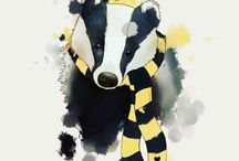 My Life As A Hufflepuff / This consists mostly of Eddie Redymane (Newt Scamander) BUT GO HUFFLEPUFF