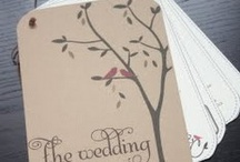Wedding Program Ideas / Programs are an opportunity to add some unique detail to your wedding. Make every aspect of your wedding about you - we'll help.